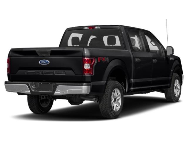 2019 Agate Black Metallic Ford F-150 XLT Automatic 4X4 4 Door Truck