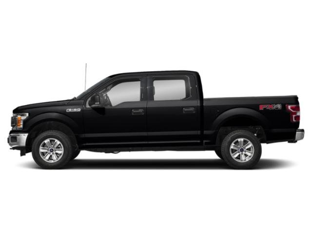 2019 Agate Black Metallic Ford F-150 XLT EcoBoost 2.7L V6 GTDi DOHC 24V Twin Turbocharged Engine 4X4 4 Door