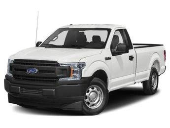 2019 Ford F-150 XL Truck 4X4 3.3L V6 Ti-VCT 24V Engine Automatic 2 Door
