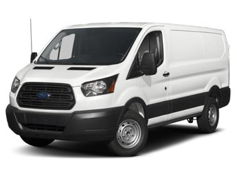 2019 Oxford White Ford Transit-250 Base Automatic RWD 3 Door 3.7L V6 Ti-VCT 24V Engine