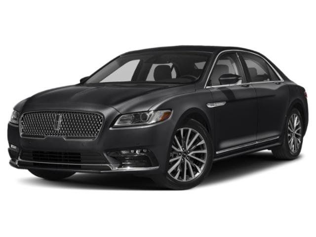 2019 Lincoln Continental Reserve V6 Engine AWD Sedan 4 Door Automatic