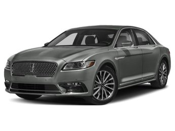 2019 Magnetic Gray Metallic Lincoln Continental Select Sedan 4 Door AWD Automatic