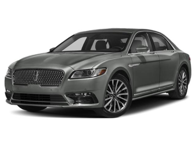 2019 Lincoln Continental Select Sedan Automatic 4 Door AWD 3.7L V6 Ti-VCT 24V Engine