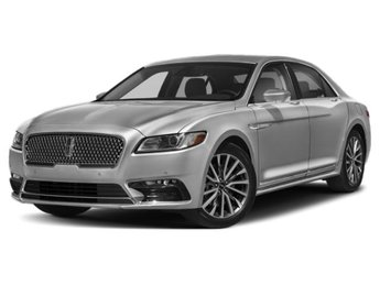 2019 Lincoln Continental Select 4 Door Automatic 3.7L V6 Ti-VCT 24V Engine Sedan AWD