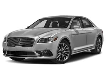 2019 Ingot Silver Metallic Lincoln Continental Select 4 Door Automatic Sedan