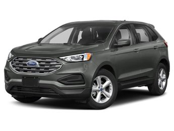 2019 Ford Edge SE 4 Door Automatic EcoBoost 2.0L I4 GTDi DOHC Turbocharged VCT Engine