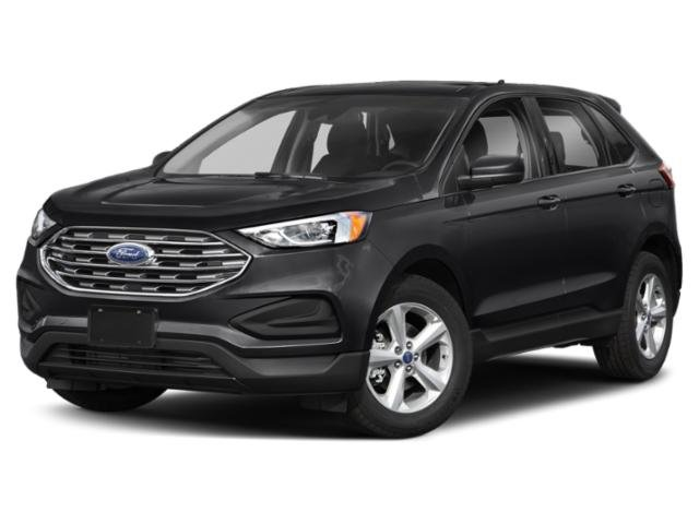 2019 Agate Black Metallic Ford Edge SEL Automatic SUV 2.0L Engine AWD 4 Door