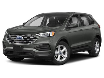 2019 Ford Edge Titanium AWD 4 Door 2.0L Engine SUV Automatic