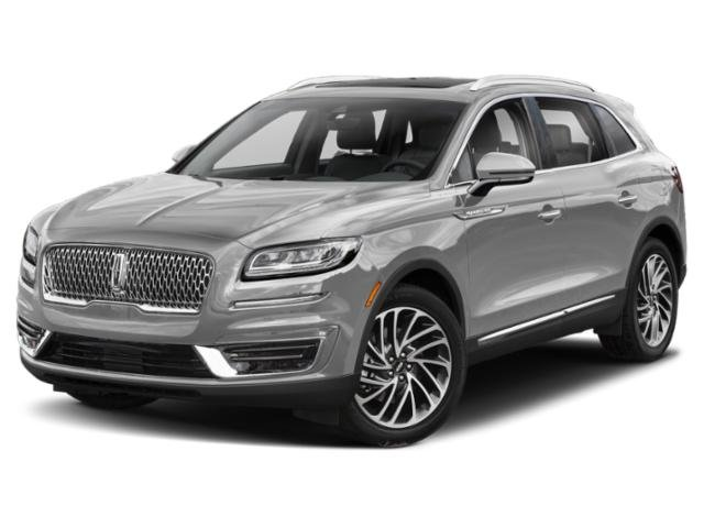 2019 Ingot Silver Metallic Lincoln Nautilus Select 4 Door SUV 2.0L I4 Engine Automatic