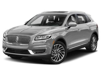 2019 Ingot Silver Metallic Lincoln Nautilus Select 4 Door Automatic AWD SUV 2.0L I4 Engine