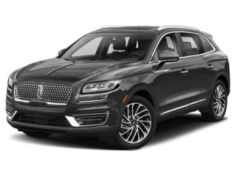 2019 Magnetic Gray Metallic Lincoln Nautilus Select SUV 4 Door AWD