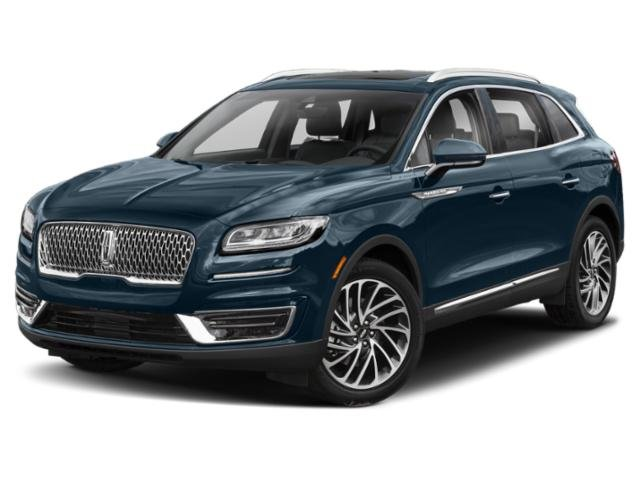 2019 Lincoln Nautilus Select SUV 4 Door AWD Automatic