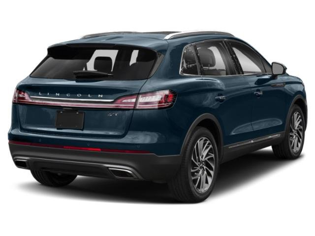 2019 Blue Diamond Metallic Lincoln Nautilus Select 4 Door SUV AWD 2.0L I4 Engine Automatic