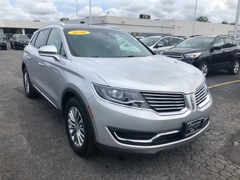 2016 Lincoln MKX Select SUV Automatic 4 Door 2.7L V6 Engine AWD
