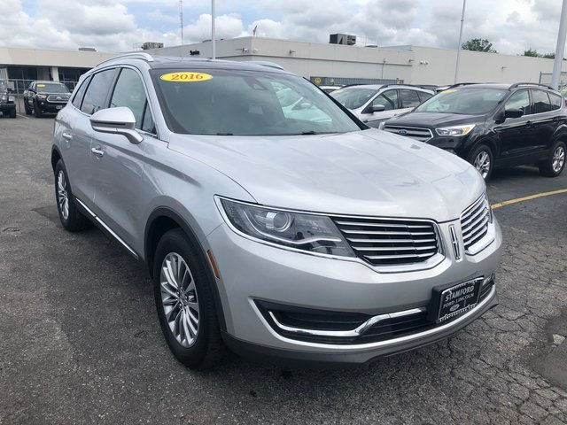 2016 Lincoln MKX Select 2.7L V6 Engine AWD SUV Automatic 4 Door