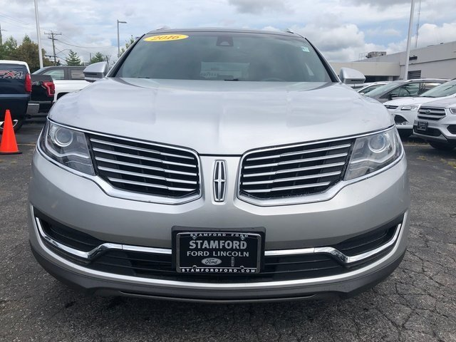2016 Lincoln MKX Select 2.7L V6 Engine 4 Door SUV