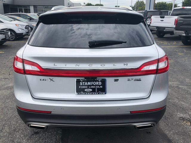 2016 Ingot Silver Metallic Lincoln MKX Select 4 Door SUV 2.7L V6 Engine AWD Automatic