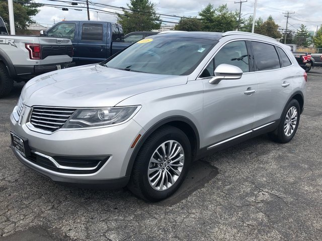 2016 Lincoln MKX Select 2.7L V6 Engine SUV AWD 4 Door