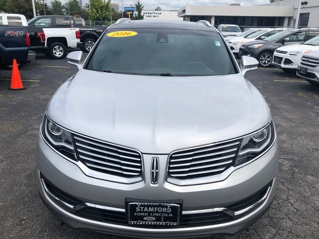 2016 Lincoln MKX Select Automatic SUV AWD 4 Door 2.7L V6 Engine