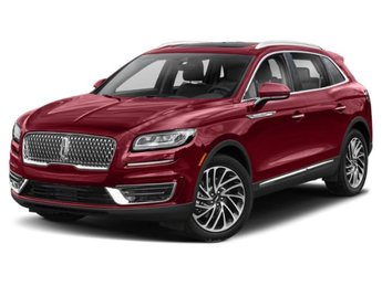 2019 Ruby Red Metallic Tinted Clearcoat Lincoln Nautilus Reserve Automatic SUV 2.0L I4 Engine AWD
