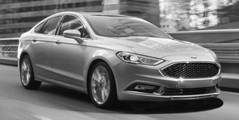 2019 Blue Ford Fusion Hybrid SE 4 Door Automatic (CVT) FWD I4 Engine