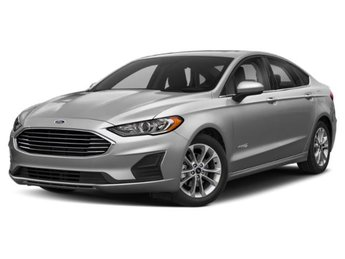 2019 Ford Fusion Hybrid SE I4 Engine 4 Door Automatic (CVT)