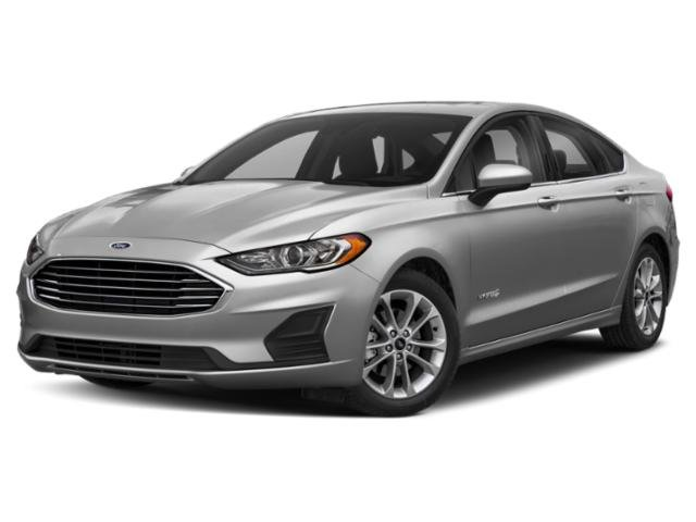 2019 Ford Fusion Hybrid SE 4 Door FWD I4 Engine Automatic (CVT)