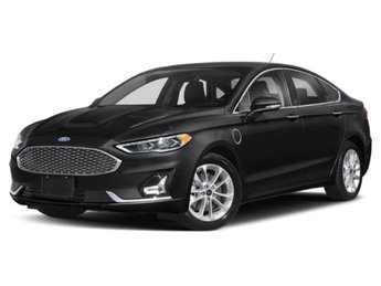 2020 Ford Fusion Energi Titanium I4 Engine 4 Door FWD Automatic (CVT) Sedan