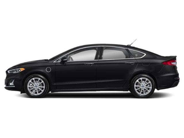 2019 Agate Black Ford Fusion Energi Titanium Automatic (CVT) 4 Door Sedan I4 Engine FWD