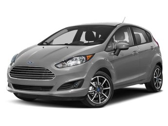 2019 Ford Fiesta SE 4 Door FWD Automatic 1.6L I4 Ti-VCT Engine