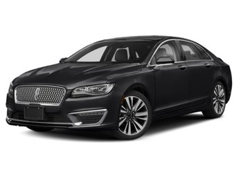 2020 Infinite Black Metallic Lincoln MKZ Standard 2.0L I4 Engine AWD Sedan Automatic 4 Door