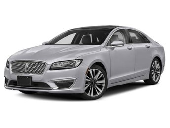 2020 Silver Radiance Metallic Lincoln MKZ Standard 2.0L I4 Engine Sedan Automatic 4 Door