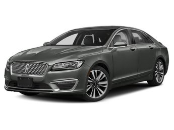 2019 Magnetic Gray Metallic Lincoln MKZ Reserve I Sedan Automatic 4 Door 2.0L Turbocharged Engine