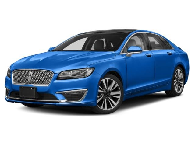 2020 Empire Blue Metallic Tinted Clearcoat Lincoln MKZ Reserve AWD 2.0L I4 Engine Automatic