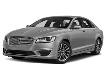2019 Ingot Silver Metallic Lincoln MKZ Hybrid Reserve I Sedan FWD 4 Door Automatic (CVT) 2.0L I4 Atkinson-Cycle iVCT Engine