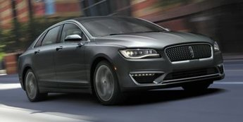 2019 White Platinum Lincoln MKZ Hybrid Reserve II FWD 2.0L I4 Atkinson-Cycle iVCT Engine Automatic (CVT) Sedan 4 Door
