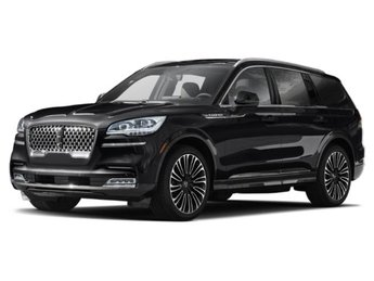 2020 Infinite Black Metallic Lincoln Aviator Black Label Automatic SUV 3.0L V6 Engine 4 Door AWD