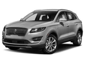 2019 Lincoln MKC Standard AWD Automatic 2.0L I4 Engine 4 Door SUV