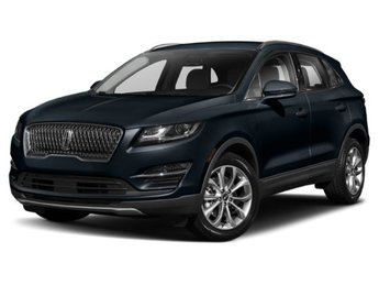 2019 Rhapsody Blue Metallic Lincoln MKC Reserve Automatic SUV 4 Door 2.0L I4 Engine