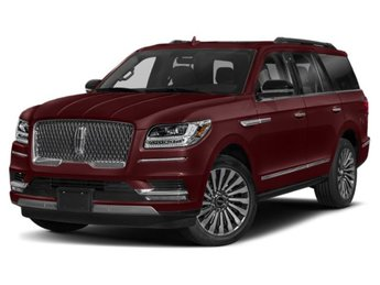 2019 Burgundy Velvet Metallic Tinted Clearcoat Lincoln Navigator Reserve Automatic 4 Door SUV
