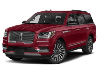 2019 Ruby Red Metallic Tinted Clearcoat Lincoln Navigator Reserve 4X4 3.5L V6 Engine Automatic