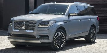 2019 Blue Lincoln Navigator Black Label Automatic 4X4 SUV 3.5L V6 Engine 4 Door