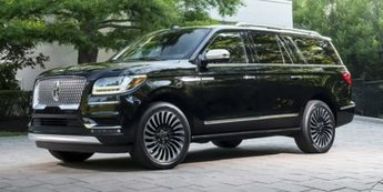 2019 White Platinum Clearcoat Metallic Lincoln Navigator Reserve 3.5L V6 Engine SUV 4 Door 4X4