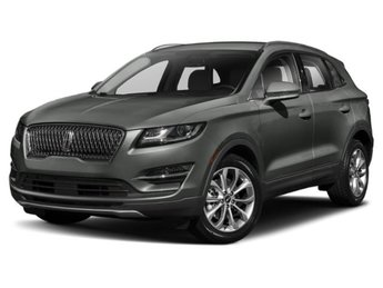 2019 Magnetic Gray Metallic Lincoln MKC Reserve SUV AWD Automatic 2.3L Turbocharged Engine