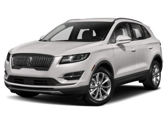 2019 White Platinum Metallic Tri-Coat Lincoln MKC Reserve 4 Door Automatic SUV
