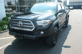 2017 Black Toyota Tacoma TRD Pro 4X4 Automatic Truck 4 Door V6 Engine
