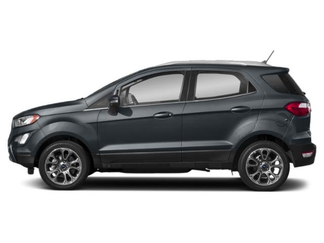2019 Smoke Metallic Ford EcoSport SE SUV Automatic 2.0L I4 Ti-VCT GDI Engine 4 Door