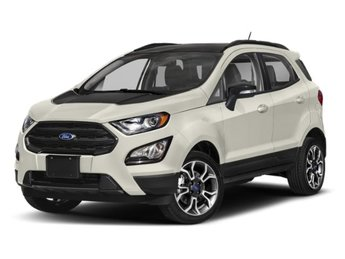 2019 Ford EcoSport SES 2.0L I4 Ti-VCT GDI Engine 4 Door 4X4 Automatic SUV