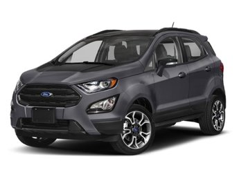 2019 Smoke Metallic Ford EcoSport SES Automatic 4X4 SUV
