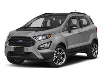 2019 Moondust Silver Metallic Ford EcoSport SES SUV 4 Door Automatic 4X4